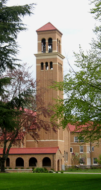 Mt. Angel Bell Tower