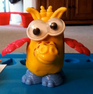 Play-doh Animal