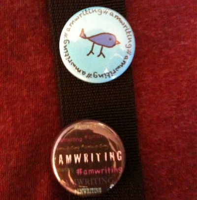 #amwriting buttons
