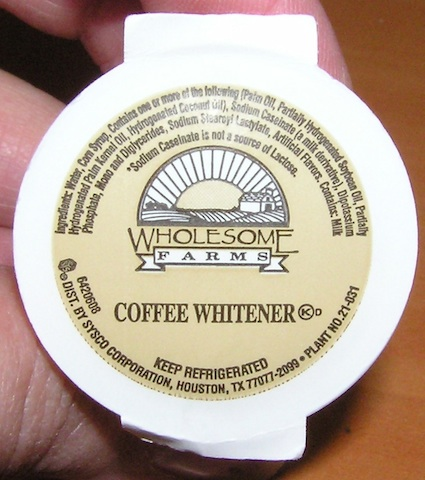 Coffee Whitener