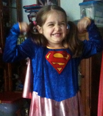 Anna s Supergirl again