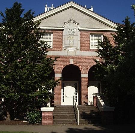 Beall Hall