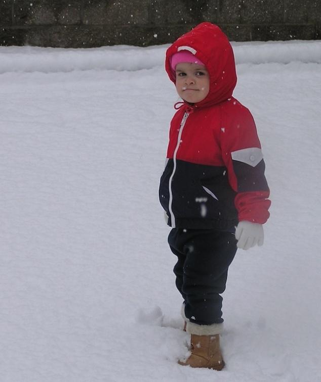Anna hates snow