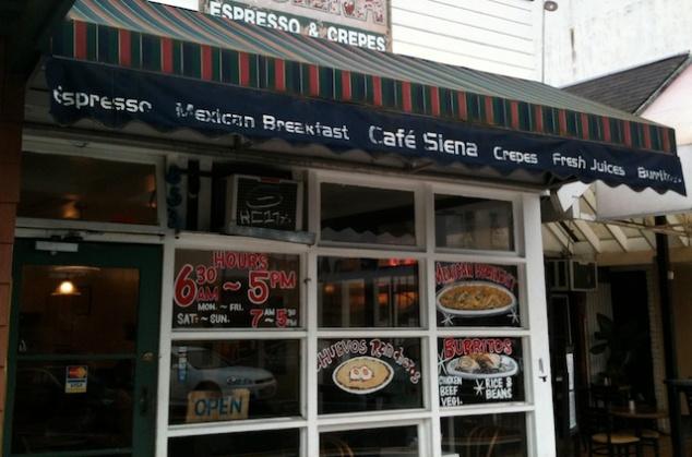 Café Siena