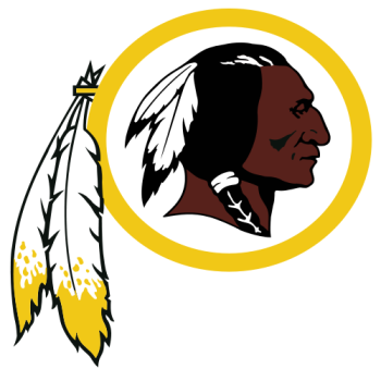 Washington Redskins logo - Fair use