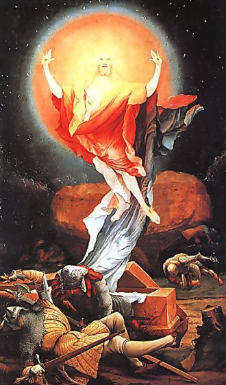 M. Grunewald Resurrection