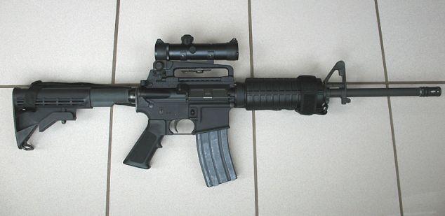 AR15 Tactical Carbine