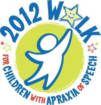 2012 Walk for Children with Apraxia of Speech