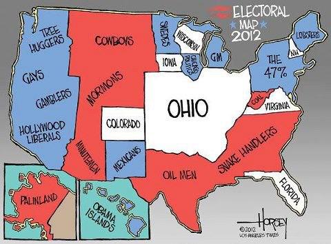 Electoral College Cartoon