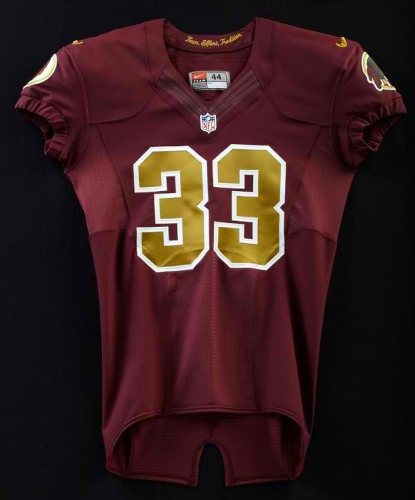 #33 Sammy Baugh 80th Anniversary Throwback Jersey