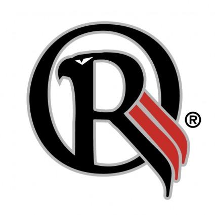Oklahoma City Redhawks primary logo (1998 - 2008)