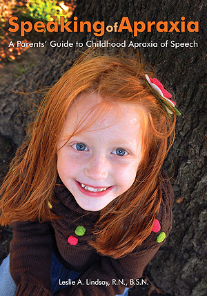 Speaking of Apraxia - Cover
