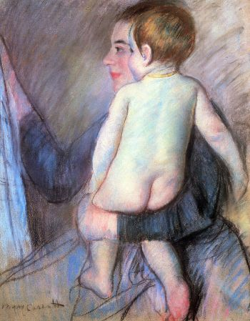 Mary Cassatt: At the Window