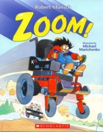 """Zoom!"" cover"