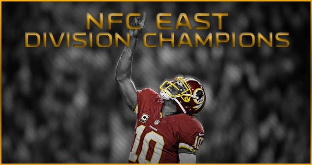 NFC East Division Champions