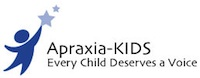 Apraxia-KIDS. Every Child Deserves a Voice.