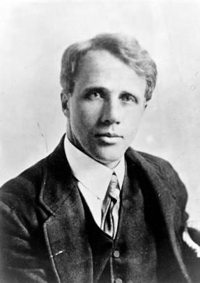 Robert Frost in 1910