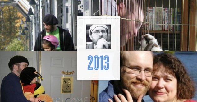 "Facebook's ""2013"" Photo Collage"
