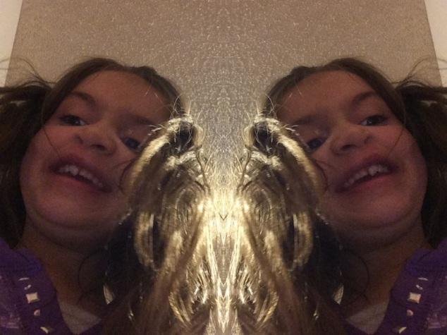 Anna mirrored