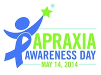 Apraxia Awareness Day - May 14, 2014