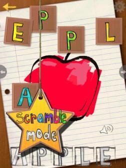 scramble mode