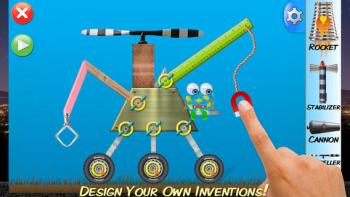Design your own inventions!
