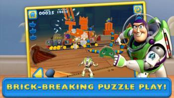 Brick-breaking puzzles