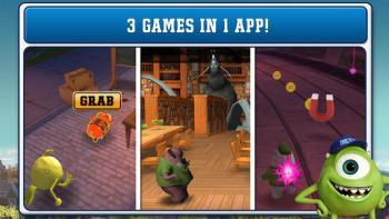 3 Games in 1 App