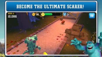 Become the ultimate scarer!