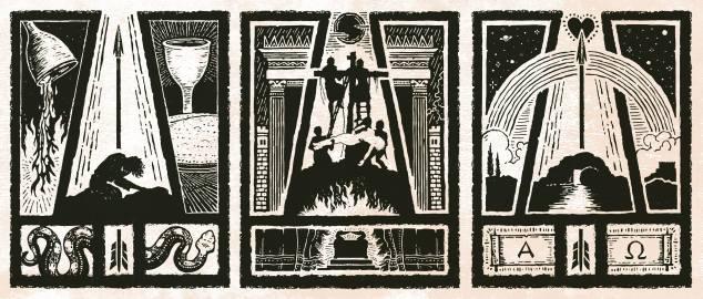 Truddum Triptych