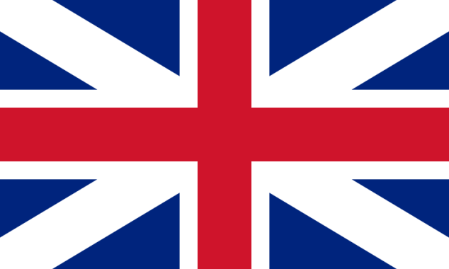 Flag of the Kingdom of Great Britain (1707 - 1800)