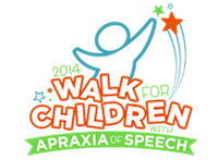2014 Walk for Children With Apraxia of Speech