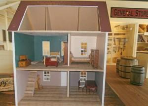 Dollhouse inside
