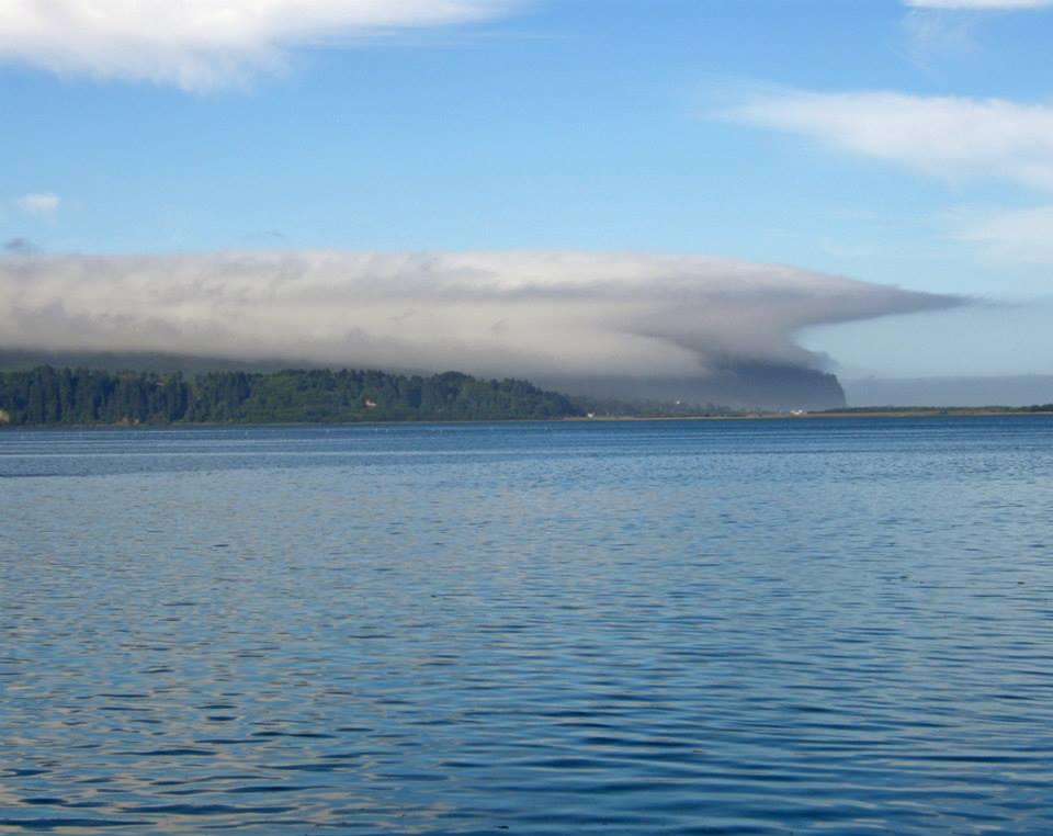 Wonders of water fatherhood etc for Tillamook bay fishing