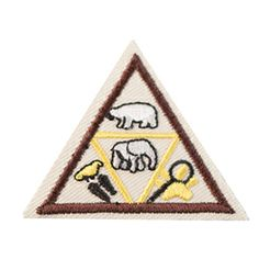 GSOSW Zoological Brownie Badge