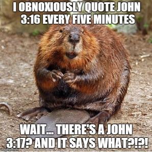 Bad Theology Beaver