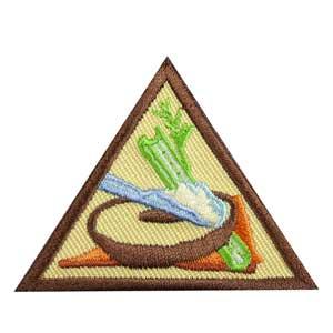 Snacks Badge