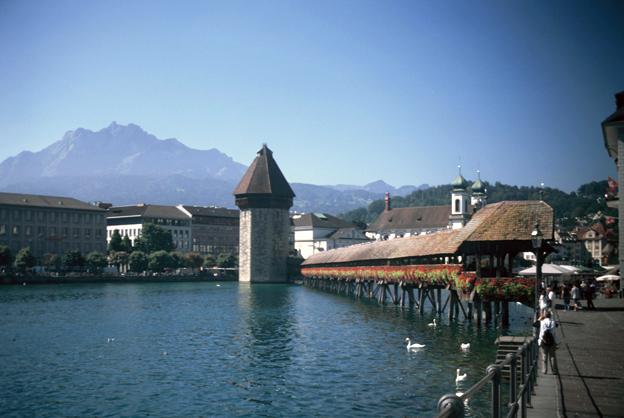 Luzern Bridge